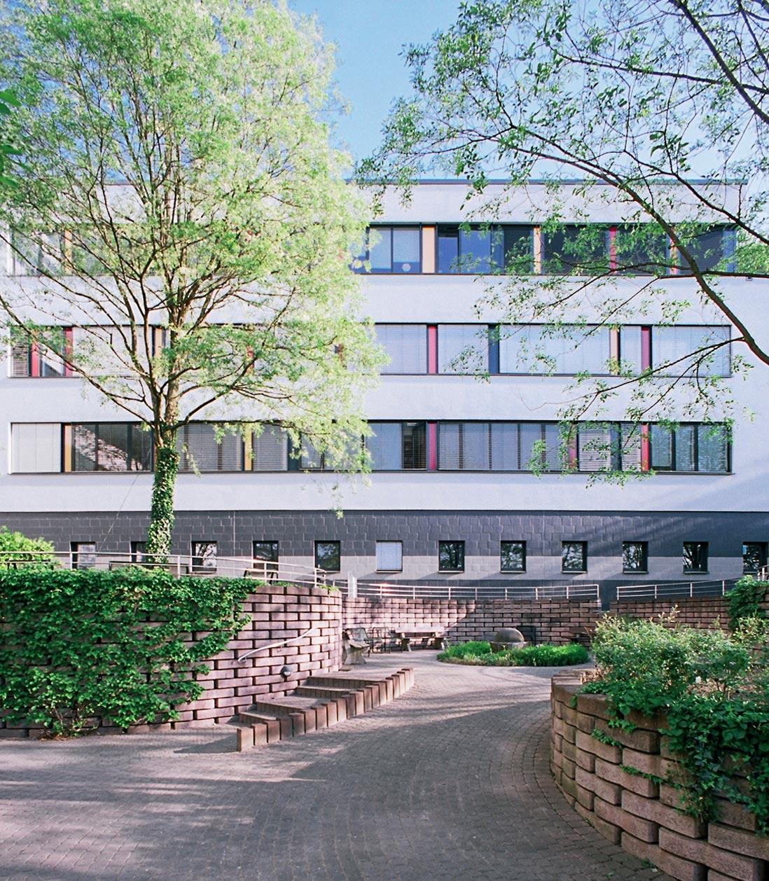 Architekt Bergisch Gladbach marienkrankenhaus bergisch gladbach pl architekten