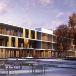 PL Architekten: Neubau Vitos Klinik für Psychiatrie und Psychotherapie Hadamar