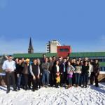 PL Architekten feiern Karneval 2018
