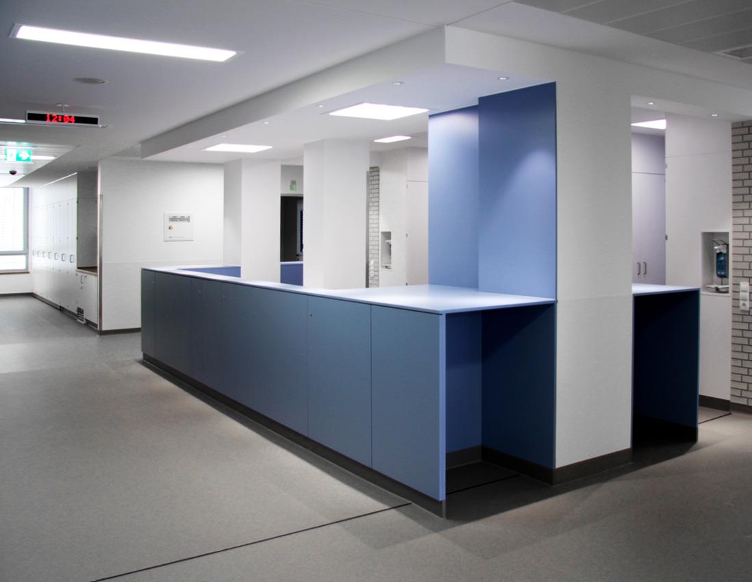 PL Architekten erweitern das Franziskus Krankenhaus Linz am Rhein