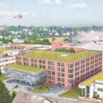 PL Architekten erhalten Zuschlag im VgV-Verfahren zur Erweiterung der Fürst-Stirum-Klinik