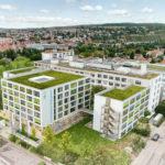 PL Architekten Umbau und Erweiterung des Krankenhauses Bietigheim