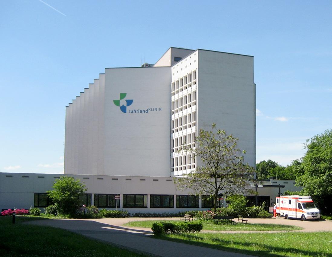 PL Architekten Zentrum für seltene Lungenerkrankungen