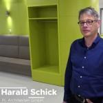 PL Architekten: Video über die Erweiterung der Fürst-Stirum-Klinik