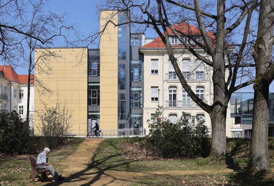 PL Architekten Heinrich-Braun-Klinikum Zwickau